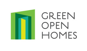 green open homes logo