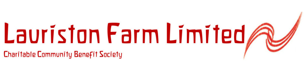 lauriston farm logo
